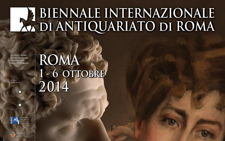 The Alessandro Cesati gallery at the Biennial of Rome