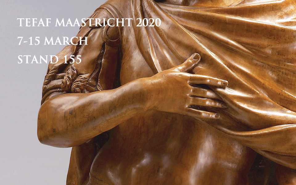 TEFAF Maastricht 2020: important Sculptures and Works of Art