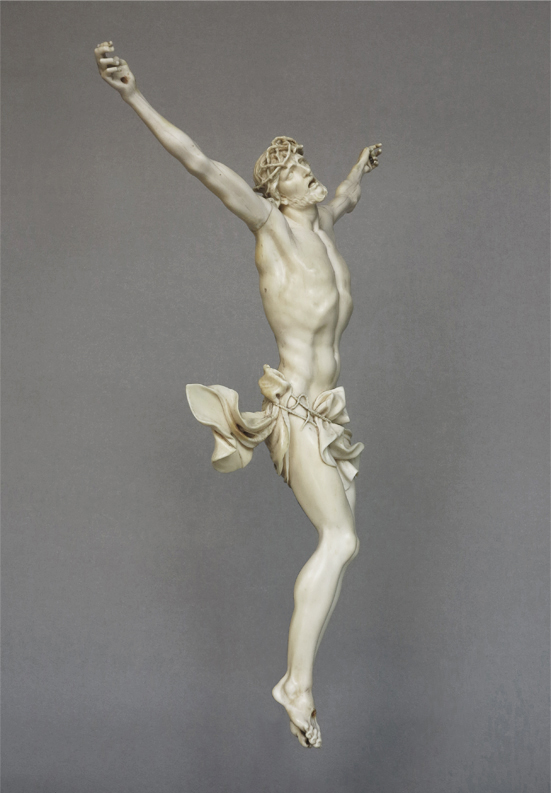 Algardi-Ivory-Christ-baroque-living