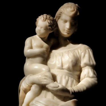 A Fine Florentine Virgin with Child