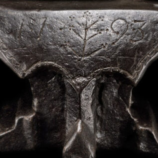Carved-and-Engraved-Iron-Anvil-1793