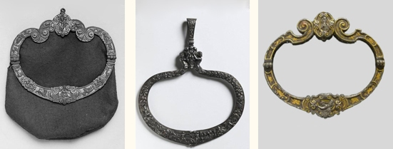 PURSE-MOUNT-examples-iron-and-gold-Italy